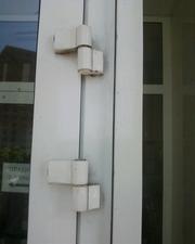 Замена петель Киев,  ремонт,  регулировка алюминиевых дверей
