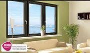 Металлопластиковые окна и двери REHAU от производителя!