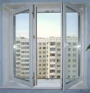 Окна и двери из м/пластика